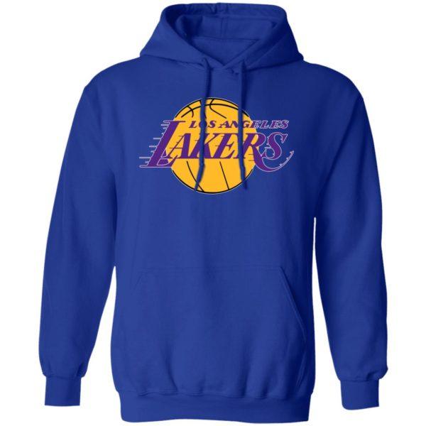 Lakers t shirt black hoodie sweatshirt