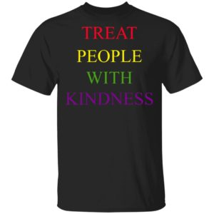 Harry Styles treat people with kindness t shirt hoodie balack