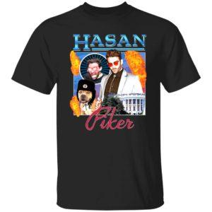 Hasan Piker Official Tee Shirt Official Hasan Piker Merch Hasanabi Merch