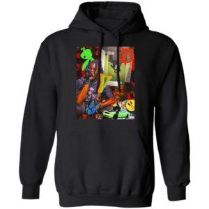 Playboi Carti-Stay Lit T Shirt Hoodie Sweatshirt