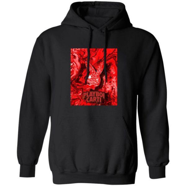 Playboi Carti Merch Wlr Playboi T Shirt Hoodie Sweatshirt