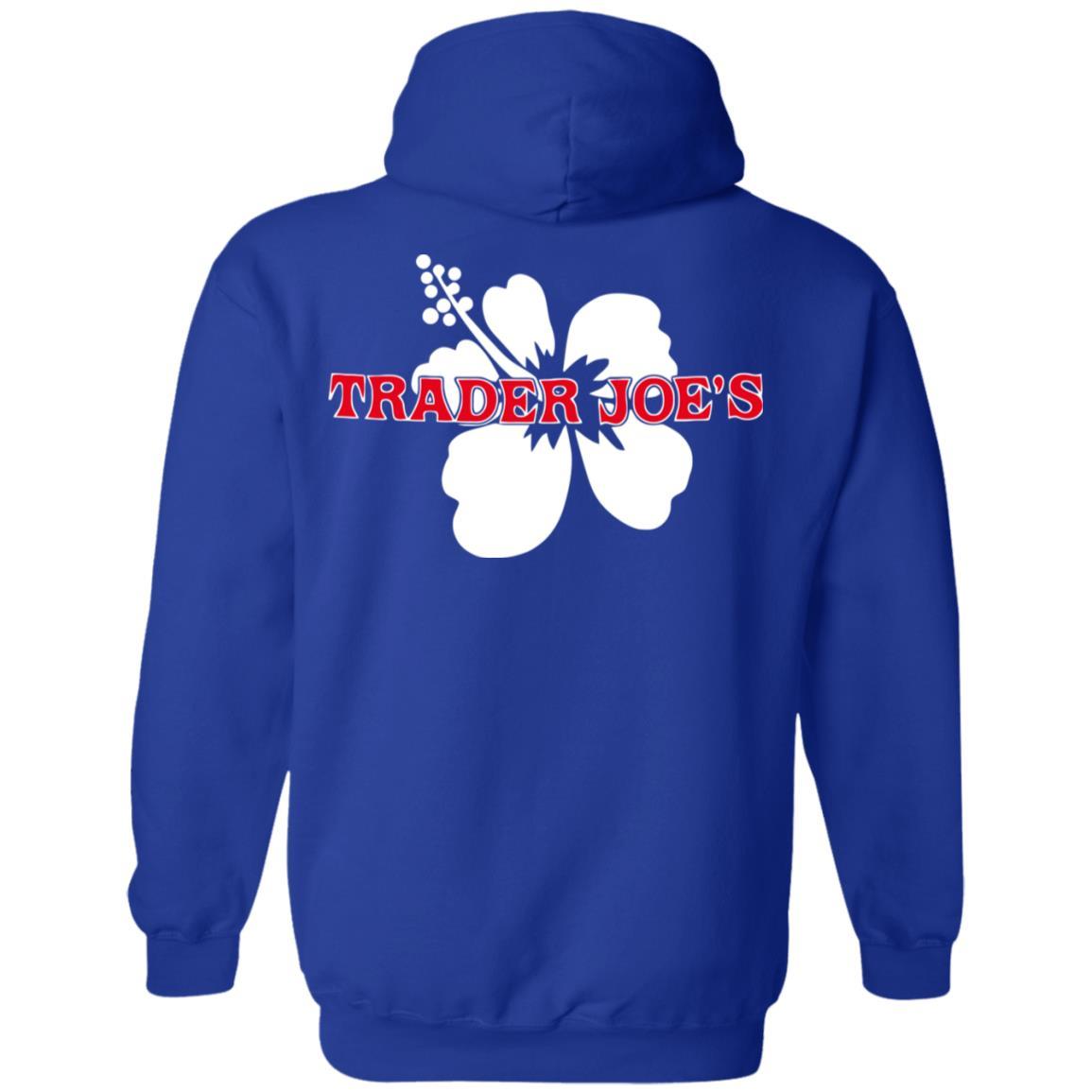 Trader Joes Pullover T Shirt Trader Joes Pullover Hoodie Sweatshirt